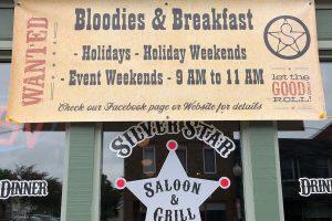 Bloodies & Breakfast Specials