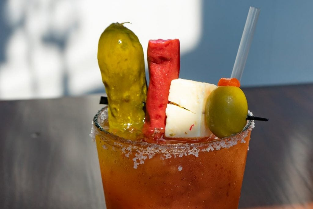 Silver Star Bloody Mary